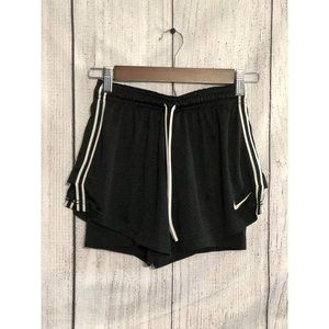 Nike Pro Dri-Fit Double Up Shorts Black XS